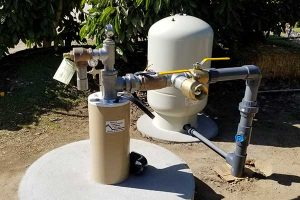 Water well pump installation and repair