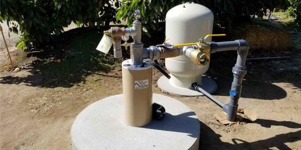 Water pump service in Santa Rosa Valley, CA