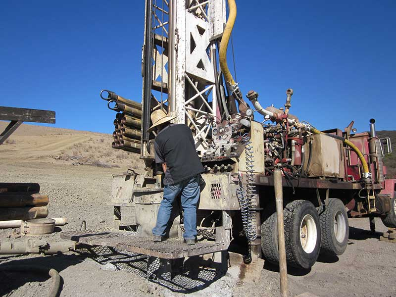 Water well drilling for residential, commercial, and agriculture